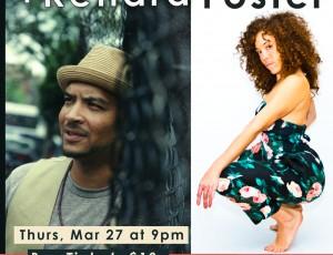 Tondrae Kemp & Kendra Foster @ Nublu, NYC