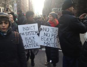 Millions March 12/13/14 Women